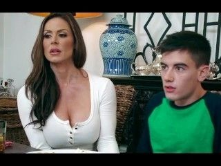 Mom And Son In Law Fucks Hard