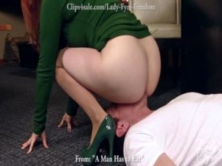 Ultimate FACE SITTING Femdom by Lady Fyre (2)