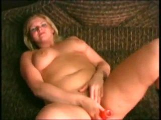 Hot Chubby Plumper masturbating and showing tits (2)