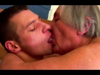 She Makes My Dick Hard -Cut 2  (#granny,oma, Grandma)