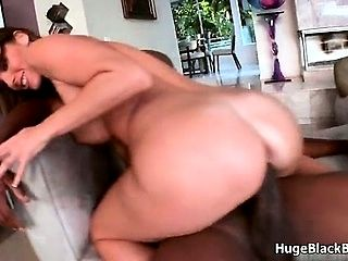 Tight Pussy Gets Fucked Hard By A Huge Part1
