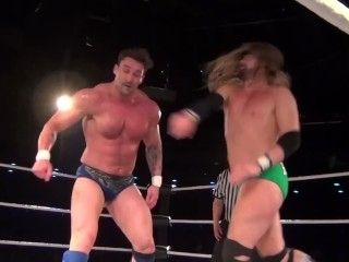 Hot Wrestling Men: Masters vs Hero