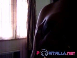 Indian Sexy Wife Neha Nair Stripping Infront Of Her Husband