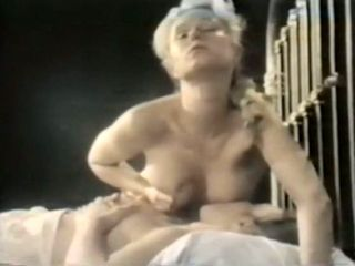 Full Natural Babe From The Golden Age Of Porn Gets Her Nipples Licked