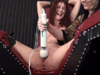Squirt Until You Beg And Cry