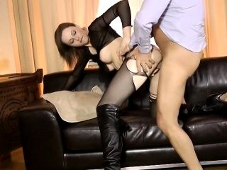 European Pov Sucks Cock (2)