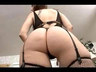 Miss Lady.Sex with a Big Booty girl