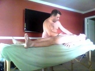 First Time Bisexual Massage - Primer Masaje A Bisexual