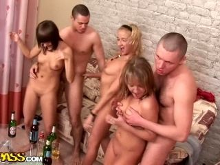 Real Fucking Video From A Sex Party Full Of Hot Shit