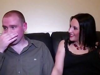 Amateur British Real couple suck and Fuck, Creampie & Facial