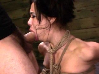 Slaves Nipples Clamped