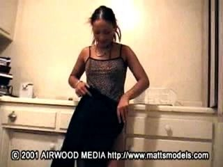 Nadia  Matts Models  audition video stripping.mpg