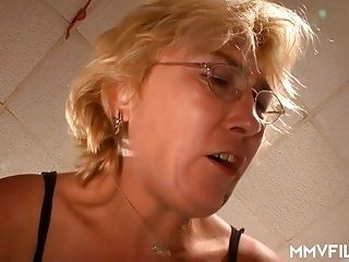 German Granny gets some from Son In Law