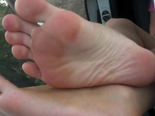 Foot Fetish & Female Foot Soles