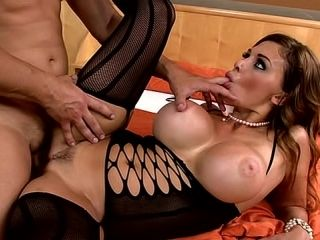 Aletta Ocean hardcore lingerie sex like a slut