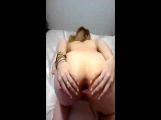 Sexy Blonde Girl Passed Of Drunk Gets Anal Fuck - Sexy Moaning Orgasm