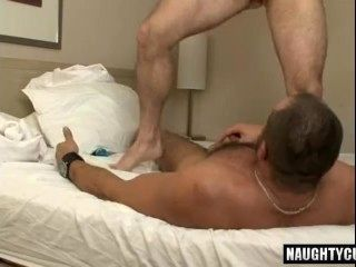 Hot Gay Anal Rimming With Cumshot (6)