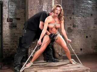 Ariel X - Extreme Bondage, Brutal Torment, and Squirting Orgasms!!! (2)