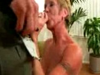 Older Milf Takes Hard Pounding