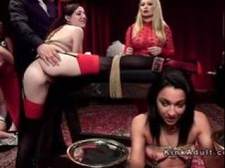 Orgy Bdsm Party With Anal Fisting (4)