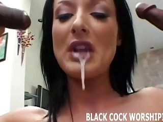 I Think I Can Handle Two Big Black Cocks At The Same Time