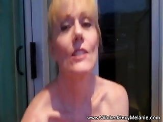 Creampie For Amateur Granny Is So Messy (4)