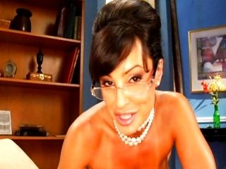 Lisa Ann assfucked from POV