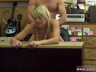 Faketaxi cash and ebony white office Puppy Love