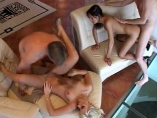 Beautiful Girls group sex