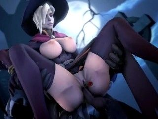 Overwatch - Mercy Witch
