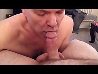 Mike manchester invites giovanni lovell over for an ass fuck