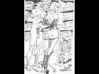 Whipped And Marked Fiendish Femdom Bdsm Art Cartoons Comics (2)