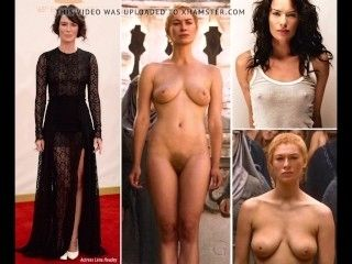 Celebrities Clothed Unclothed Compilation