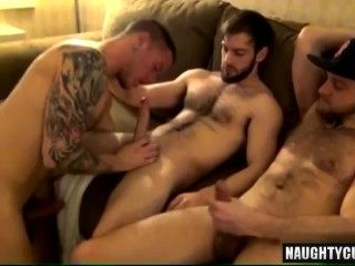 Hot Bear Anal With Anal Cumshot (2)