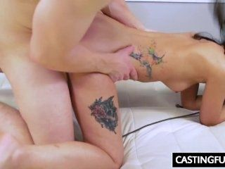 Rough Casting Fuck For Gia Paige (5)