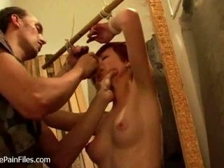 Teen Redheads Bondage And Amateur Bdsm Of Cute Punished Sub (2)
