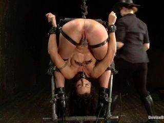 The real act of sadism in respect of this lusty girl Wenona