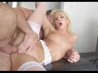 BANG Gonzo: Tiffany Watson Squirts All Over A Big Cock (4)
