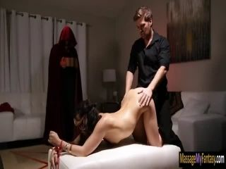 Lovely babe Whitney Wright massage fuck (2)