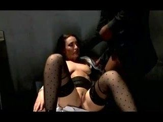 Interracial BDSM - Part 1