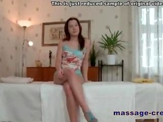 Woman Fuck With A Massage And End (9)