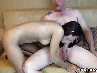Hooker That's So Damn Hot Got Fucked Missionary Style (5)