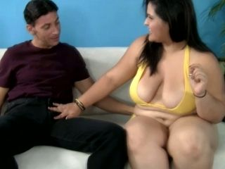 BBW Karla Lane Doing It Doggystyle And Missionary With Horny Guy