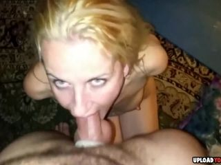 Blonde Pov Cock Swallowing Raw And Deep (2)