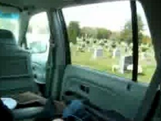 Sex In The Graveyard