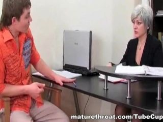 Hot Milf With Sexy Tattoos Office Fucking (2)