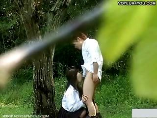 Dating Couples Outdoor Sex Voyeur