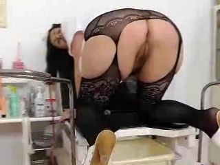 Good Looking Oma Furry Pussy Gaping (5)