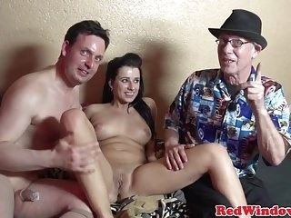 Amsterdam Hooker Feet Sucked And Pussyfucked (3)