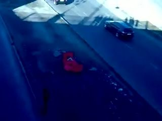 Fucking In The Centre Of The Highway